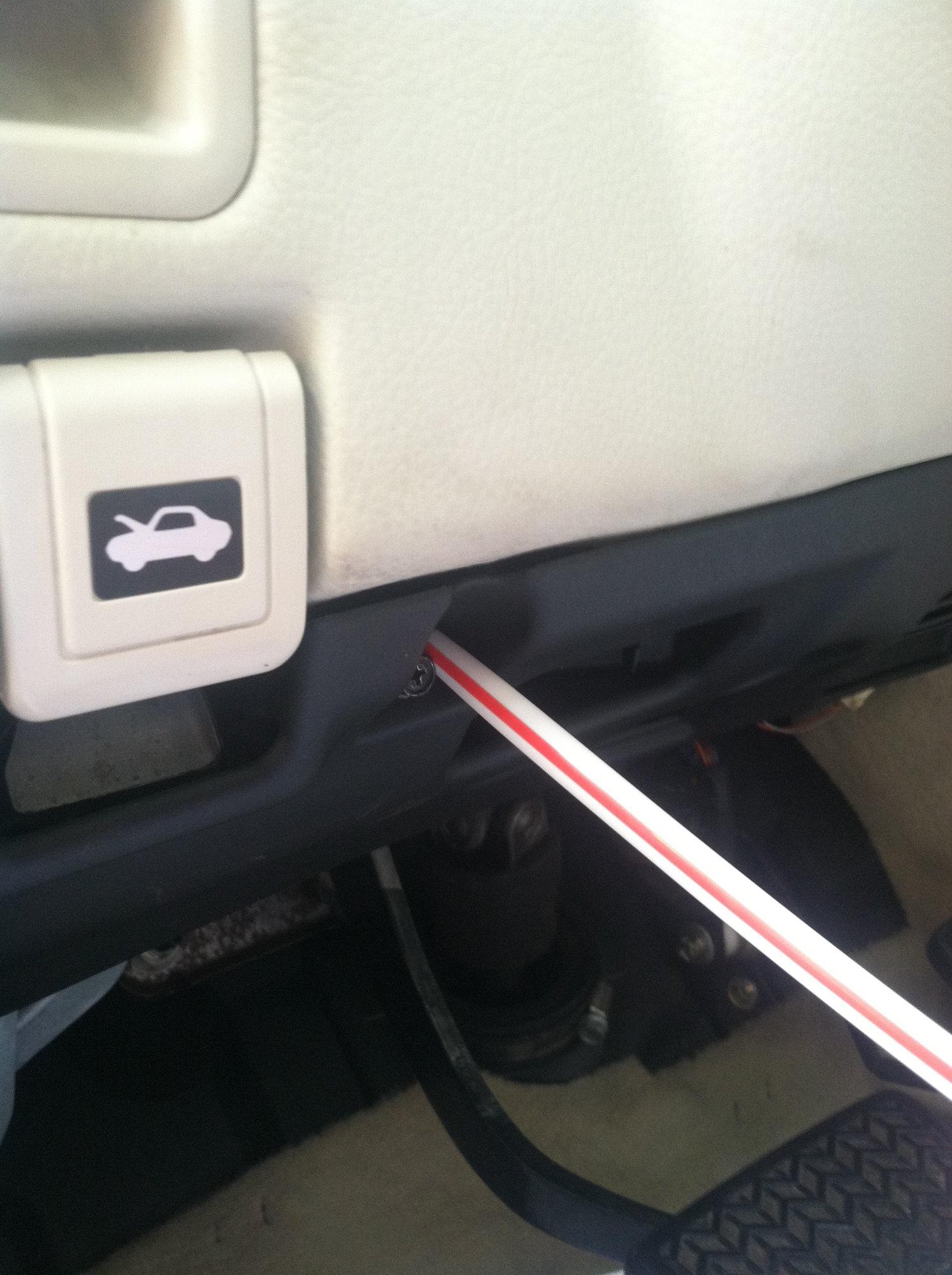 ls430 steering wheel fuse