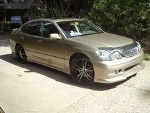 1998 GS400