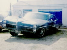 my second lowrider..1967 catalina