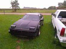 My 83' Celica Supra 1uzfe