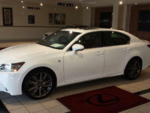 Fresh out of the showroom! Lexus of Orlando
