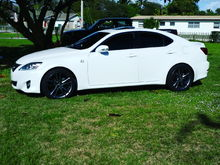 My first Lexus