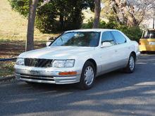 1994 Celsior (1995 LS400)