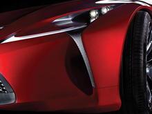 2012 NAIAS Lexus Concept Teaser 42745 2524 low