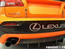 exhaust diffuser