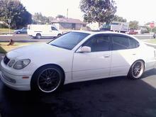 1999 GS300 LEXUS VIP STYLE