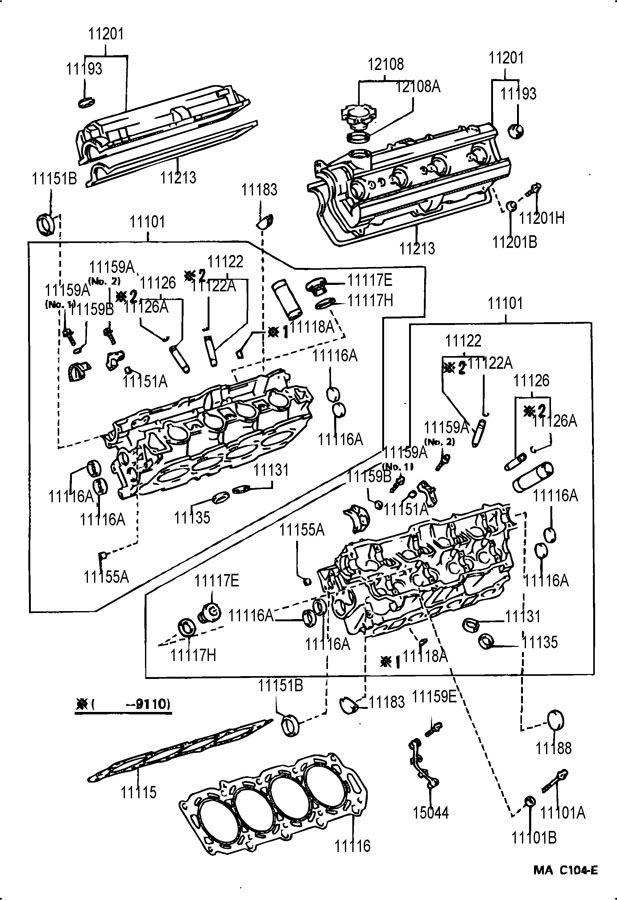 1991 1uz Fe Rear Cam Plug Help Clublexus Lexus Forum
