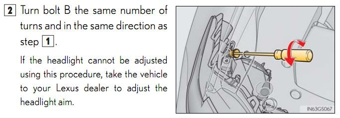 Anyone feel the headlights are factory adjusted too low page 3 a flashlight sciox Choice Image