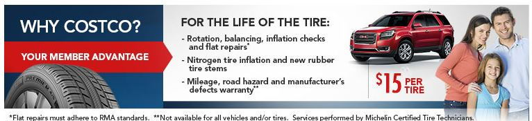 Discount Tires Vs Costco Tire Center Clublexus Lexus Forum
