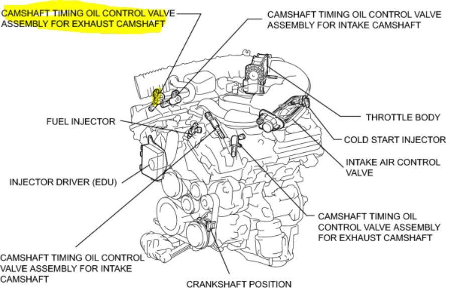 crankshaft position sensor - clublexus