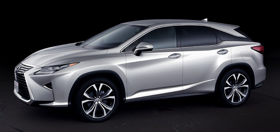 Lexus Rx350 New >> Am I the only one who thinks the 2016 RX isn't Classy ? - Page 2 - ClubLexus - Lexus Forum ...