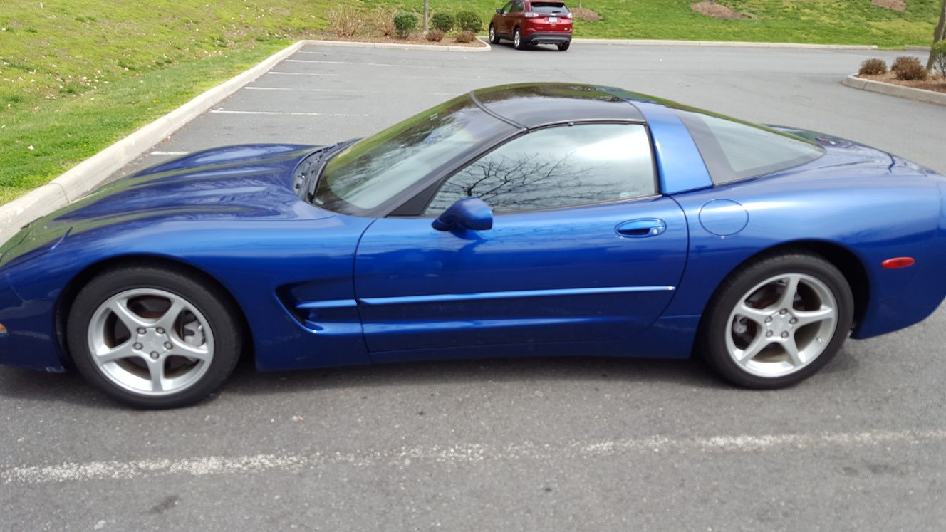 fs for sale 2002 base electron blue northern virginia corvetteforum chevrolet corvette. Black Bedroom Furniture Sets. Home Design Ideas