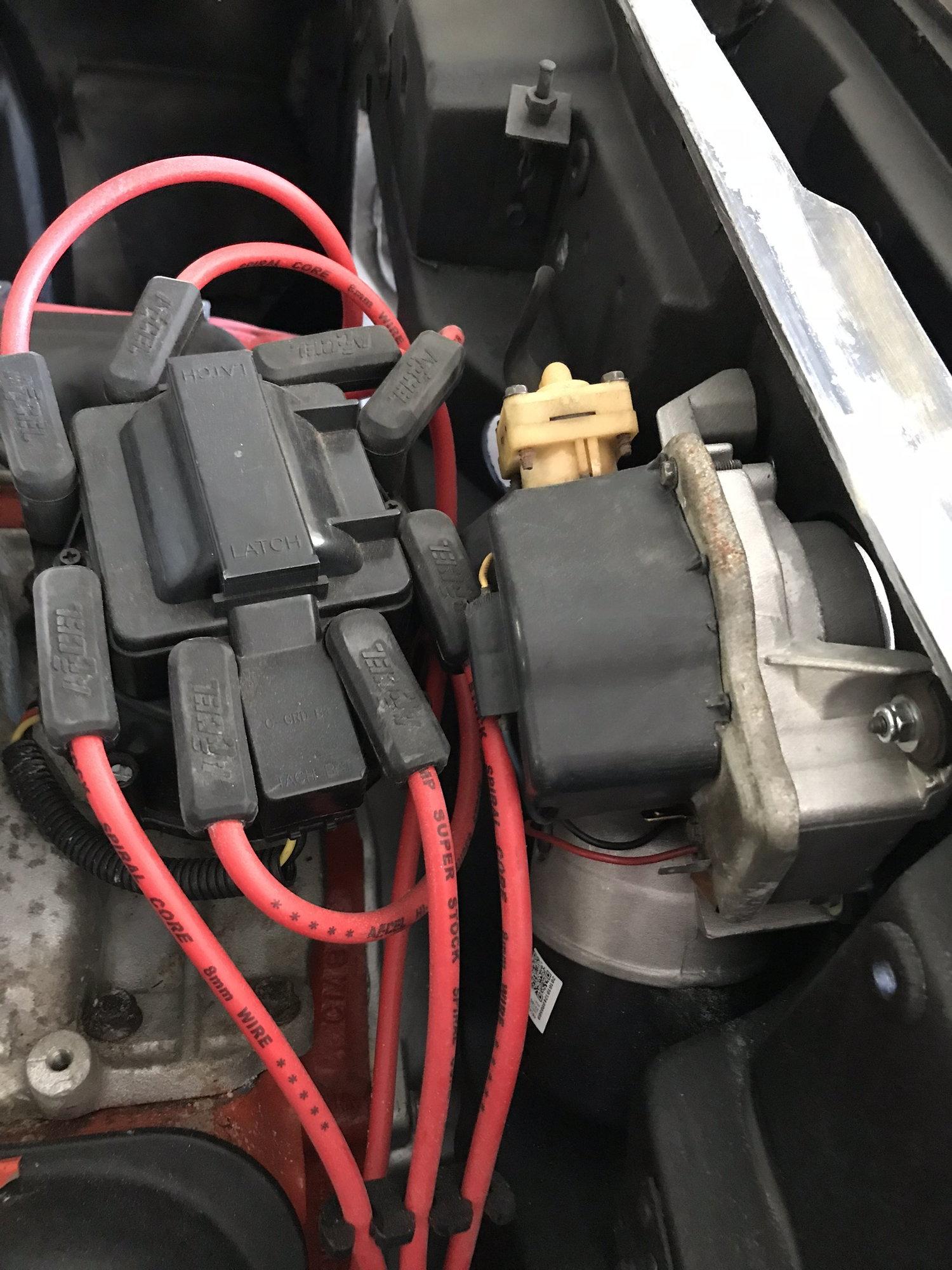 Transistor Distributor - CorvetteForum - Chevrolet Corvette