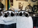 Damaged in shipping Akrapovic C7 Exhaust