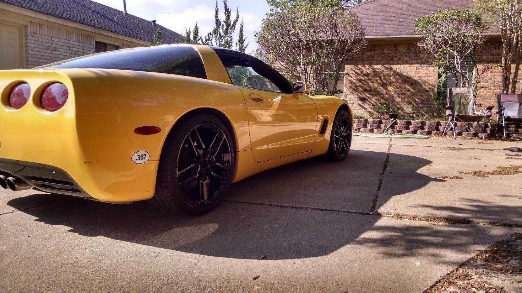 C7 Wheels On A C5 Corvetteforum Chevrolet Corvette Forum Discussion