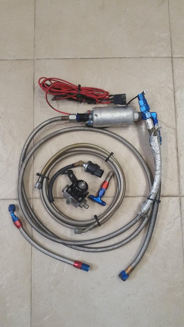Edelbrockr 15782 Supercharger Supplemental Electric Fuel Pump