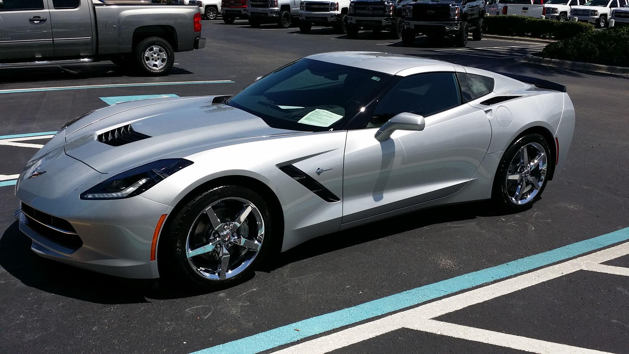 26 New Chevrolet Corvette In Plant City Stingray Chevrolet U003eu003e Preowned  Stingrays, One New