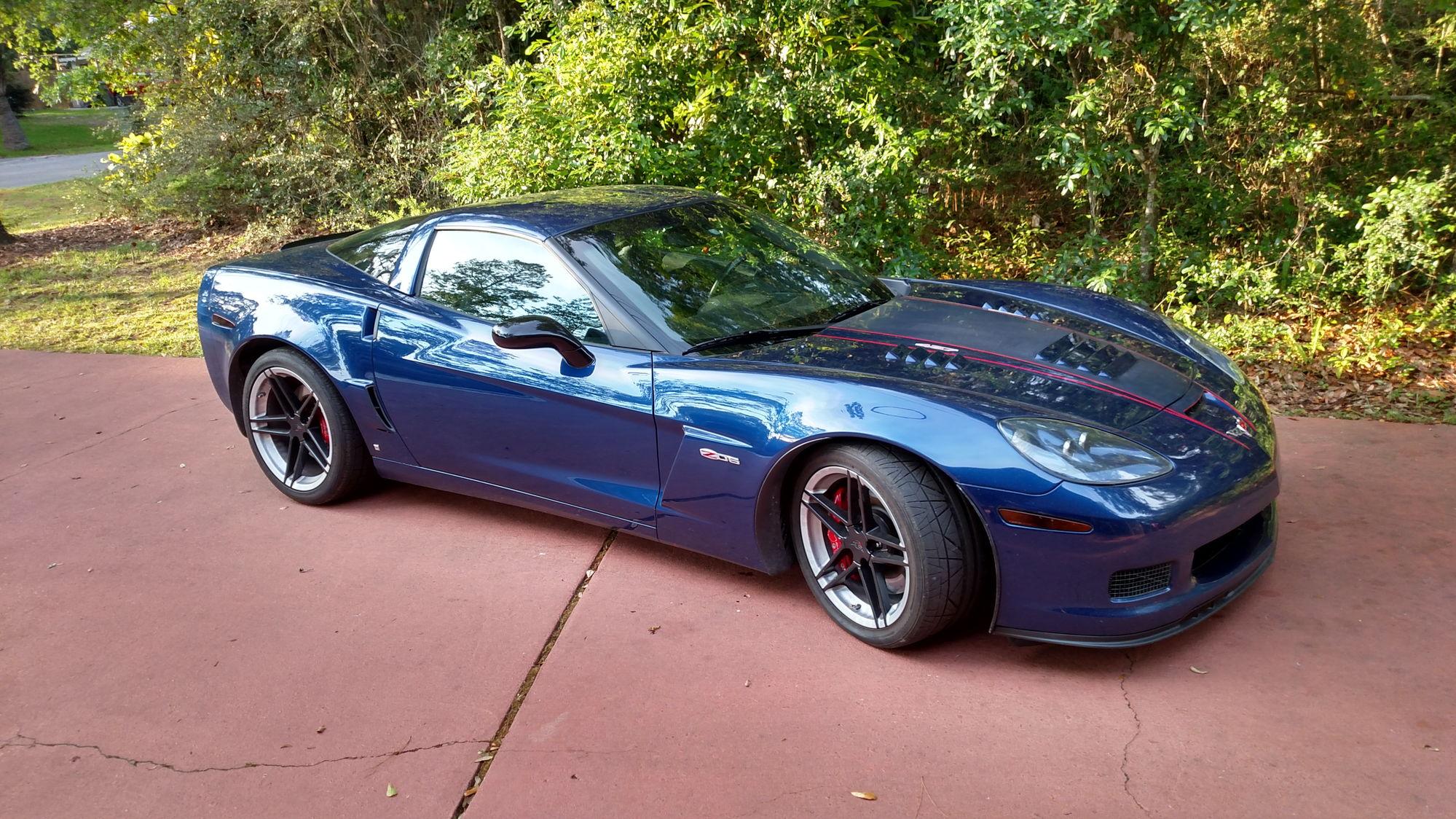 2007 lemans blue zo6 for sale corvetteforum chevrolet corvette forum discussion. Black Bedroom Furniture Sets. Home Design Ideas