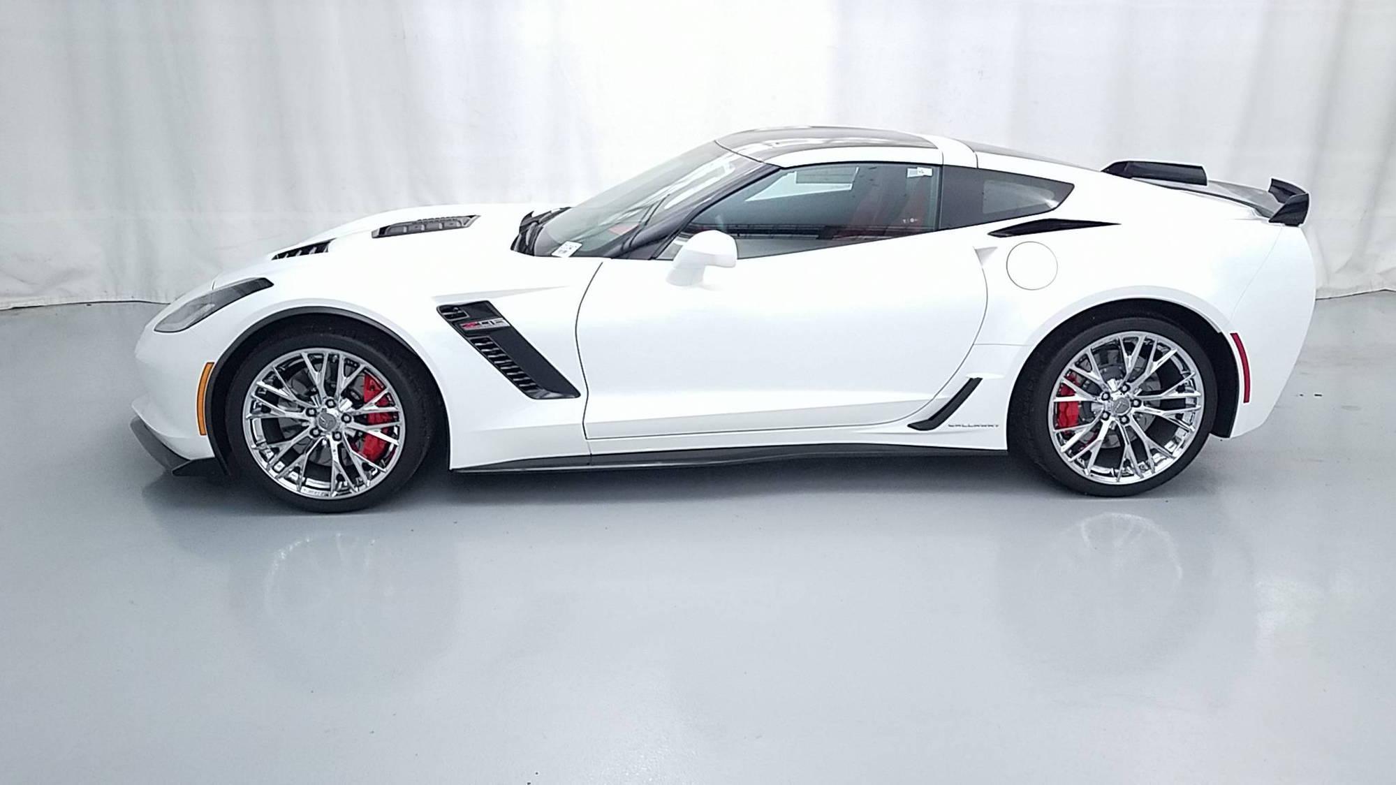 2019 Callaway Z06 Fs Wht Red Hammond La Corvetteforum