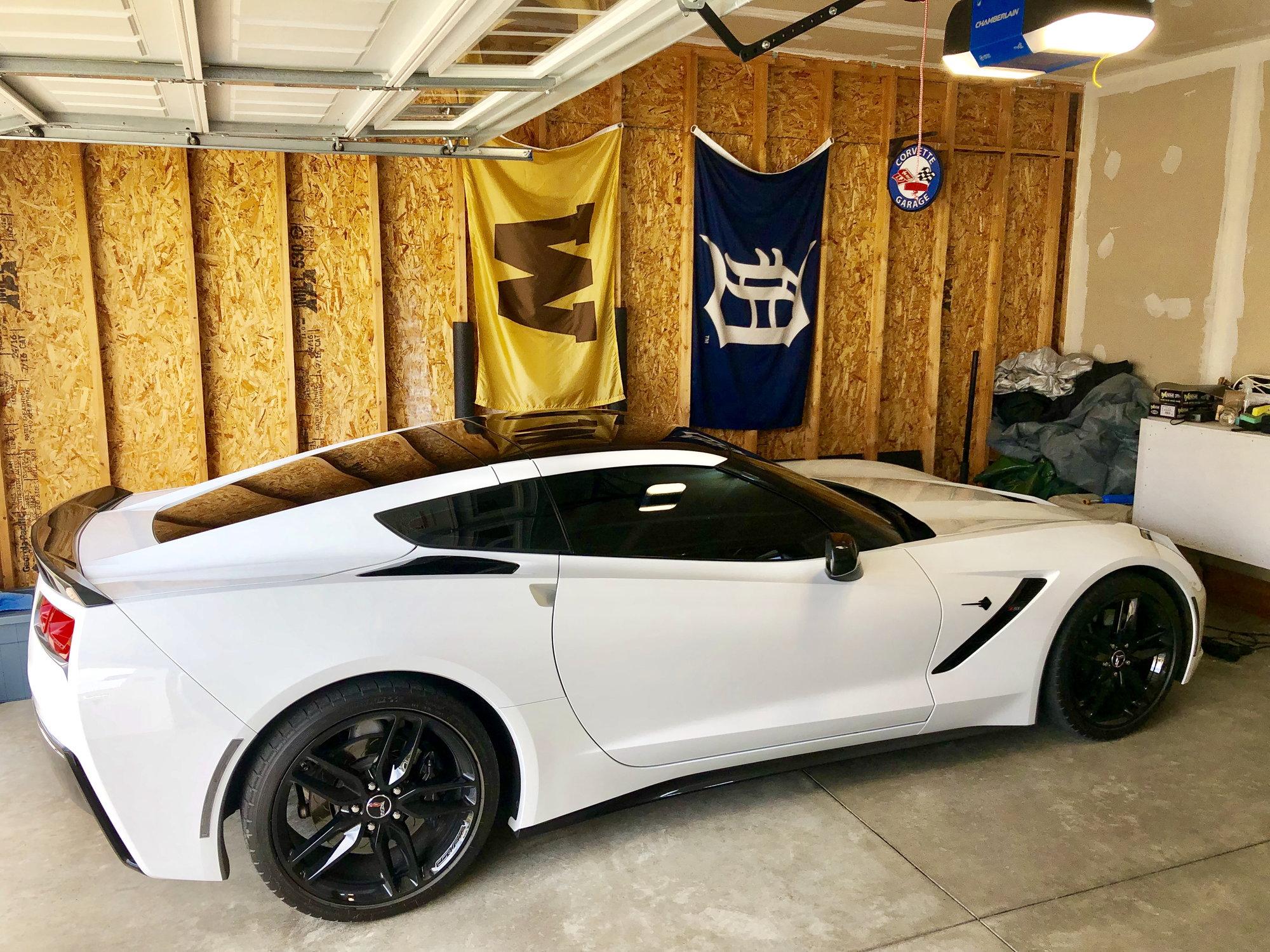 Brake Caliper Color With Black Wheels Corvetteforum Chevrolet Corvette Forum Discussion