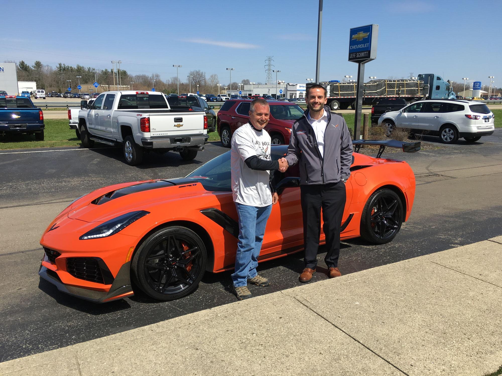 Picked it up CorvetteForum Chevrolet Corvette Forum Discussion