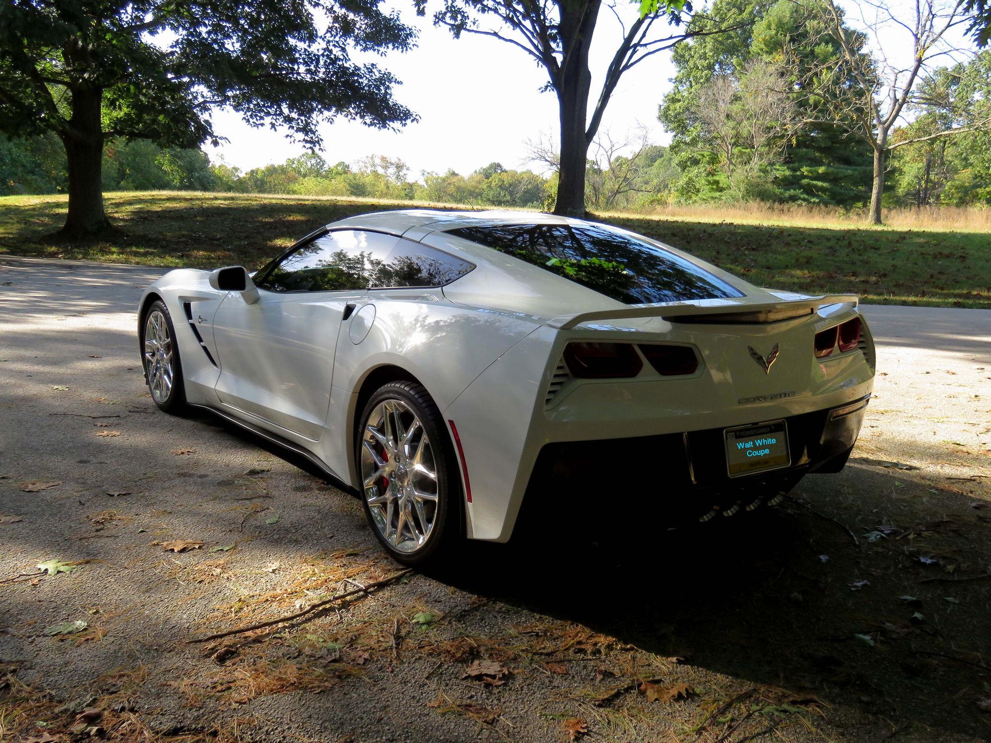 C7 Rear Spoiler Corvetteforum Chevrolet Corvette Forum