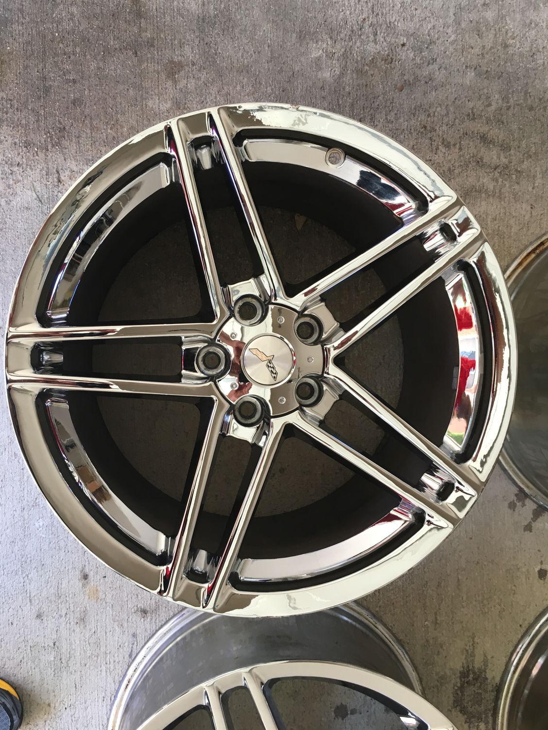 Fs 2007 Z06 Chrome Wheels Corvetteforum Chevrolet