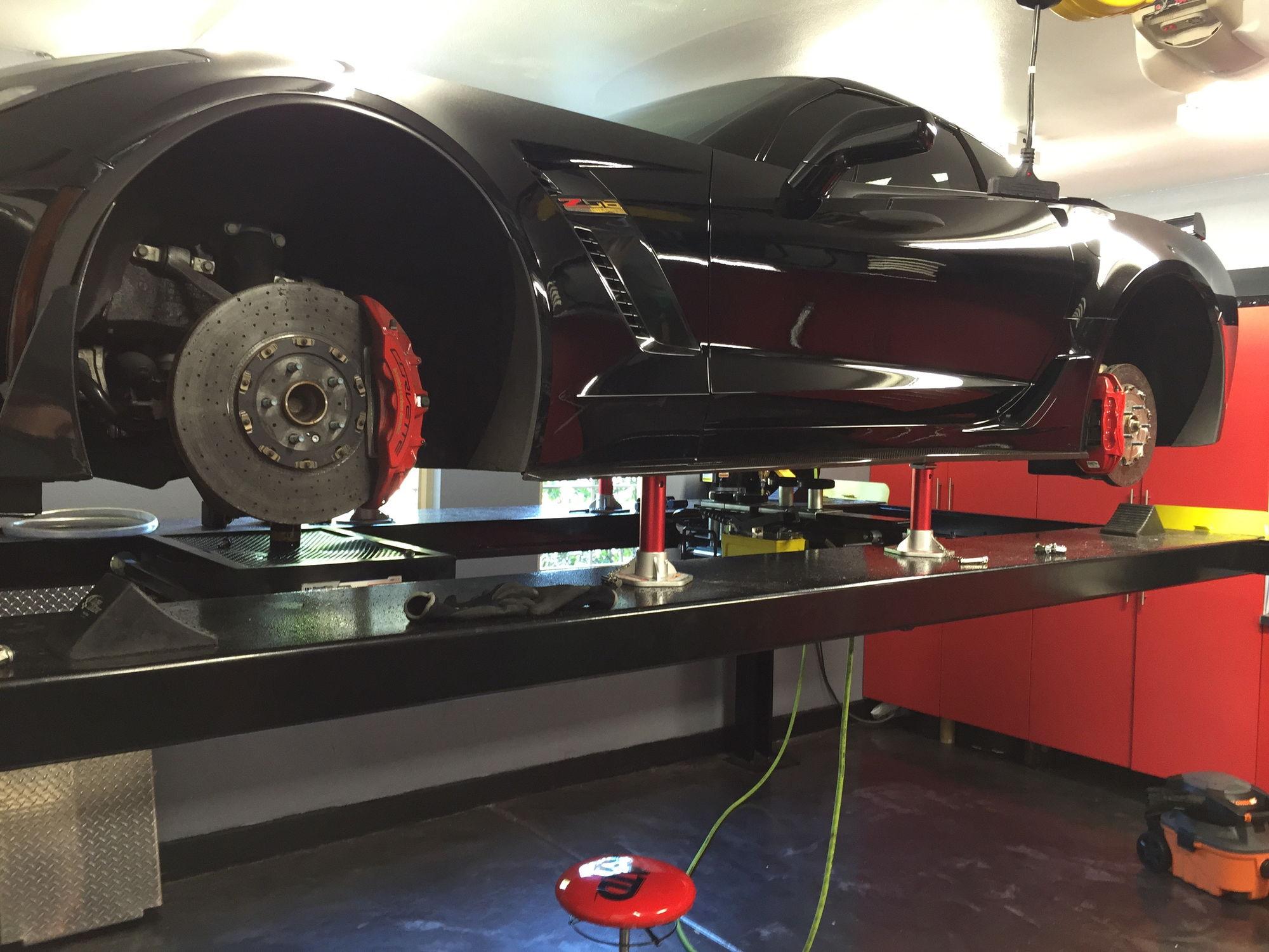 advice on car lifts corvetteforum chevrolet corvette forum
