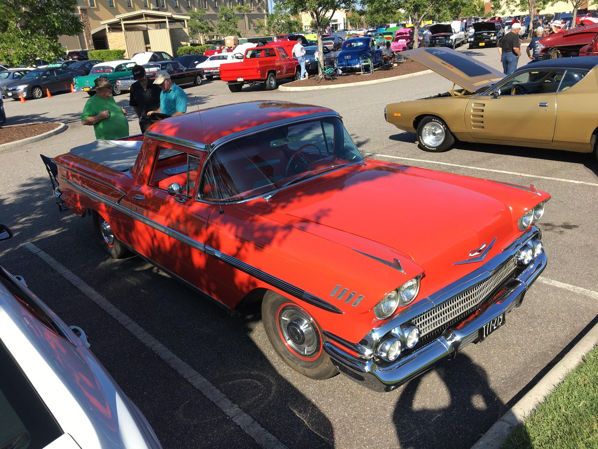 1958 El Camino - CorvetteForum - Chevrolet Corvette Forum