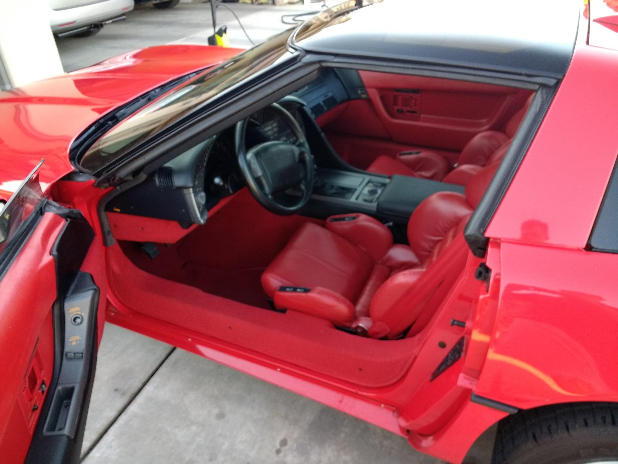 1990 ZR1: Park It Or Drive It?