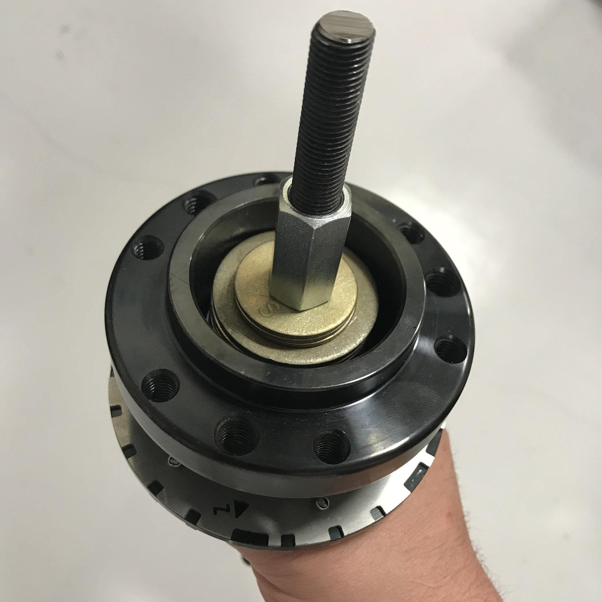Install of TorqHead Ltd  24x System (Project Tilikum