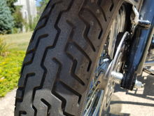 Tires, brakes, air shocks all well maintained.