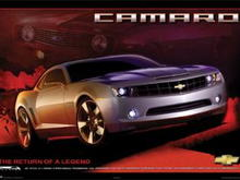 Camaro 5th Generation