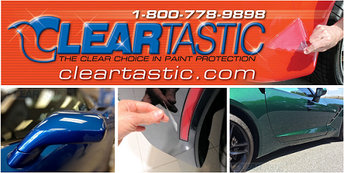 ☆STOP Rock Chips! Protect Your Paint! - Cleartastic DIY