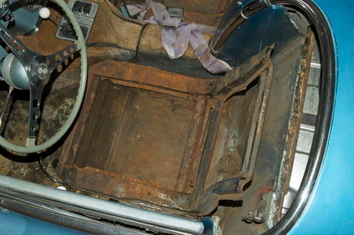 So How Hard Is It To Replace Carpet Corvetteforum