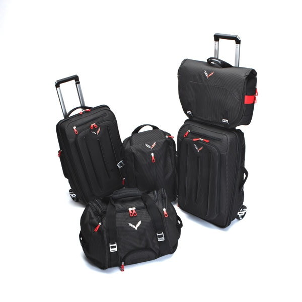 You can also search Google Images for pictures of luggage in a C7  Corvette  C7 luggage images 196b233394