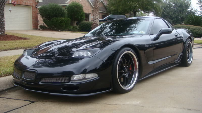 Trans Am With Black Painted Bumber