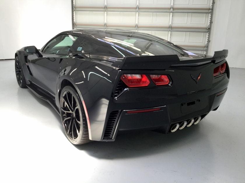 2018 Corvette Grand Sport M7 2lt Pdr W Nav Stage 2