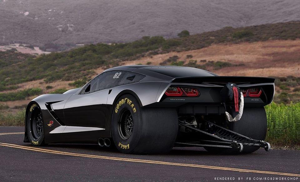 Check Out This Rear End Corvetteforum Chevrolet Corvette