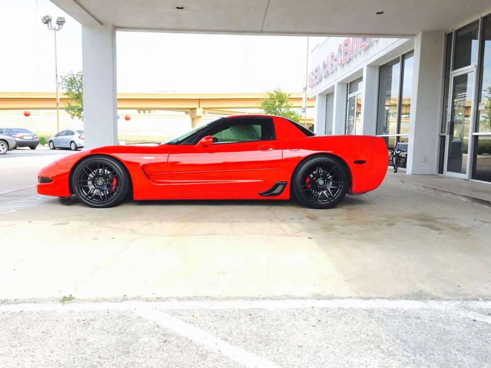 Z06 Lowering Bolts Corvetteforum Chevrolet Corvette