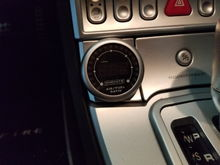 Here is the Air/Fuel Ratio gauge