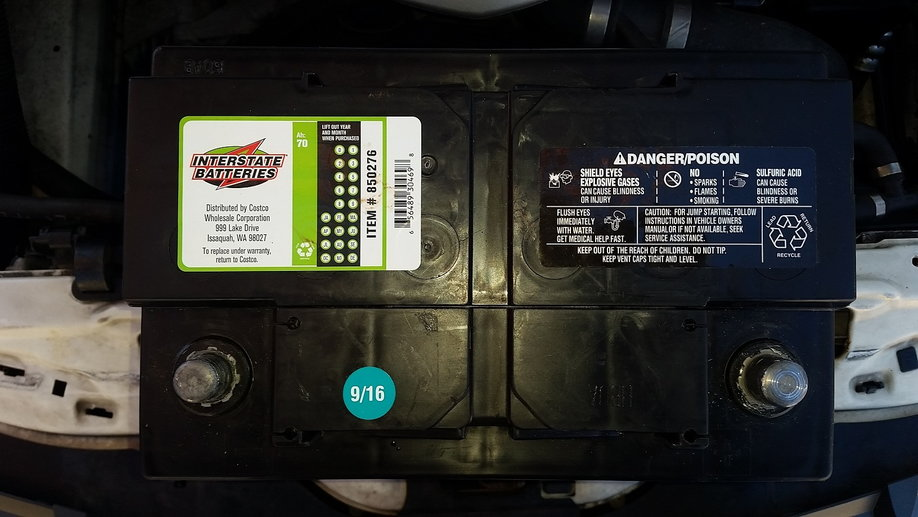 Who Makes Interstate Batteries >> Interstate Battery - Tight Fit - CrossfireForum - The Chrysler Crossfire and SRT6 Resource
