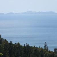 Mataroa Bay with Slipper Island in the background
