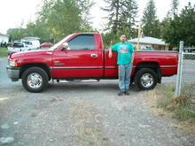 97cummins truck