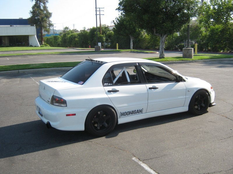 Post Up Your Examples Of FunctionForm Raw EVOs Hoonigan Style Only