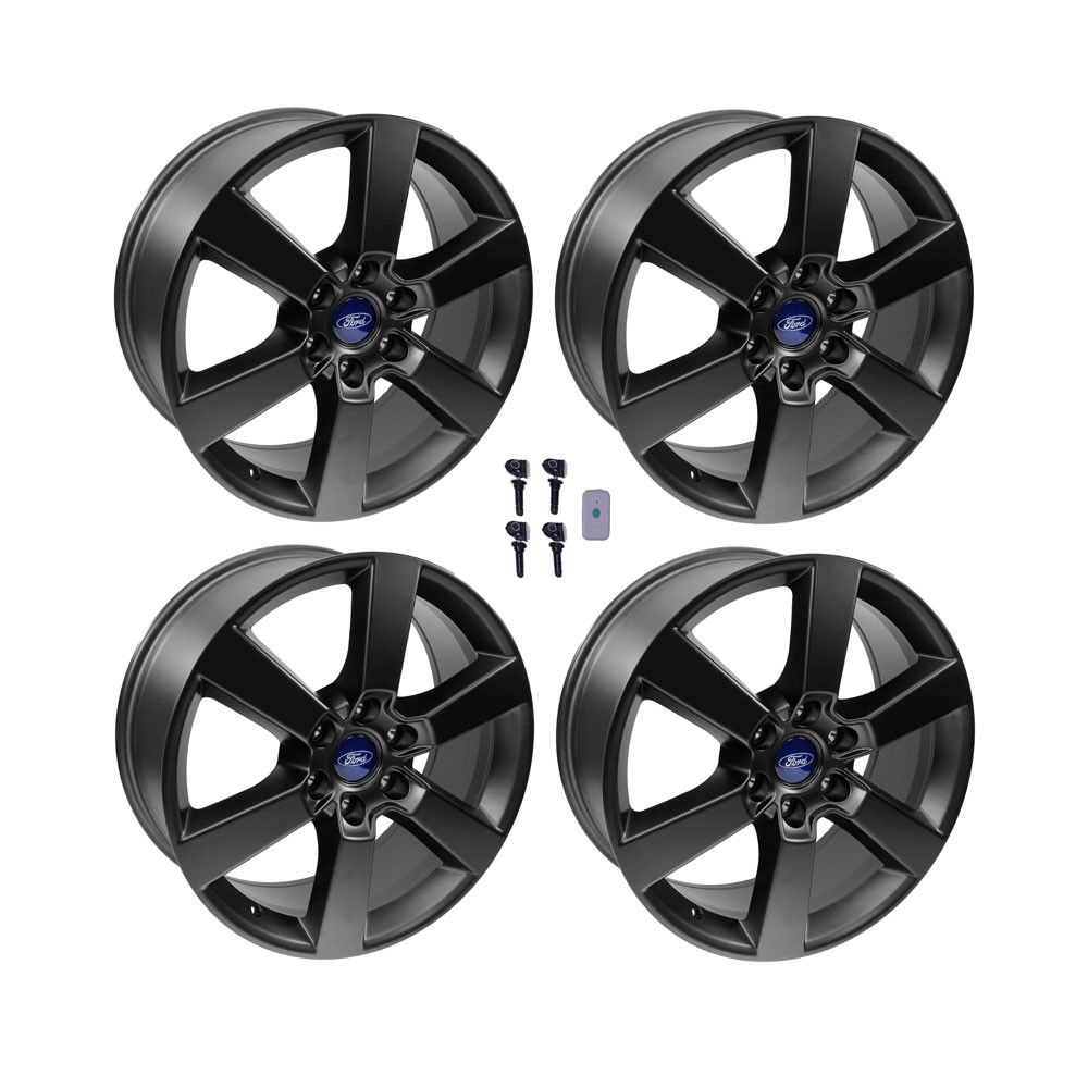 """OEM Black 20"""" wheels with KO2s - Page 4 - Ford F150 Forum ..."""