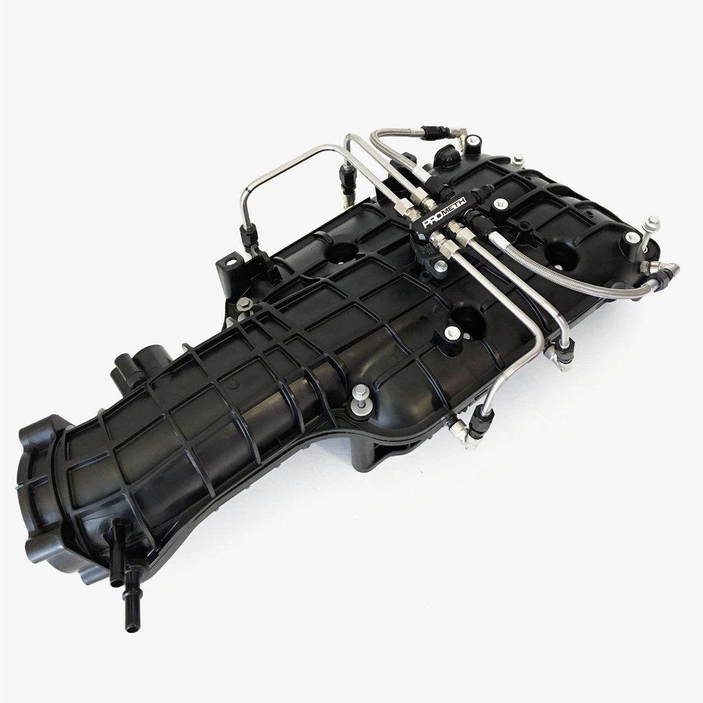 Ford 2 3 D Port Head: Ecoboost Intake Valve Build Up Fix???