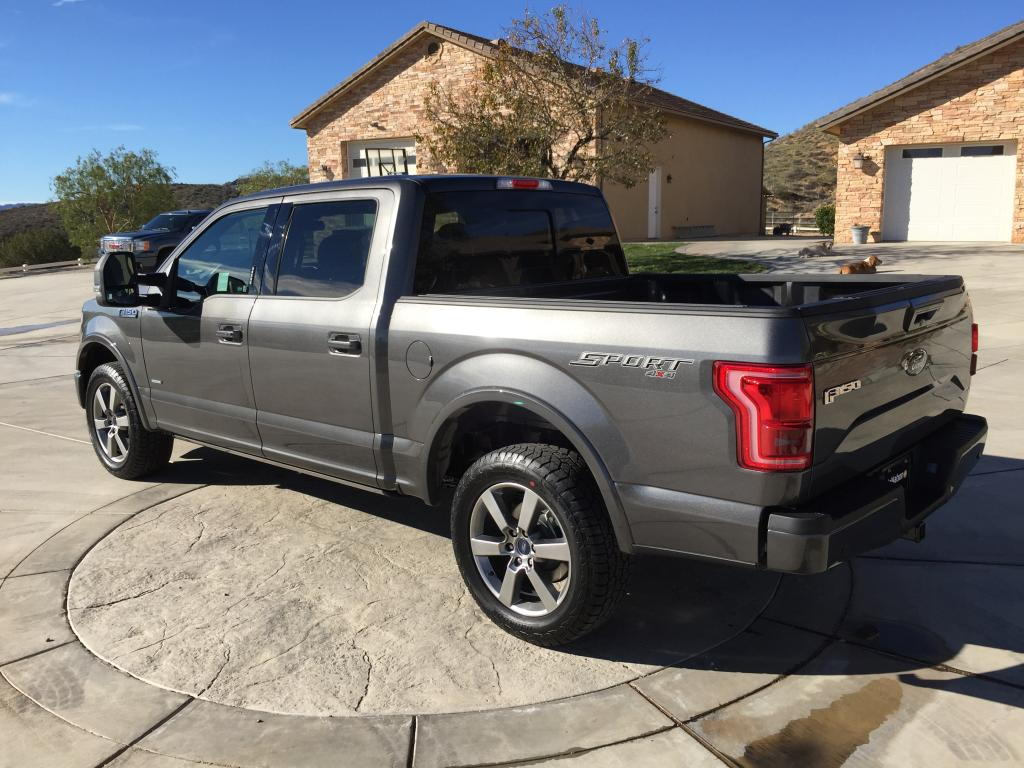 sport wheels color code ford f150 forum community of ford truck fans. Black Bedroom Furniture Sets. Home Design Ideas