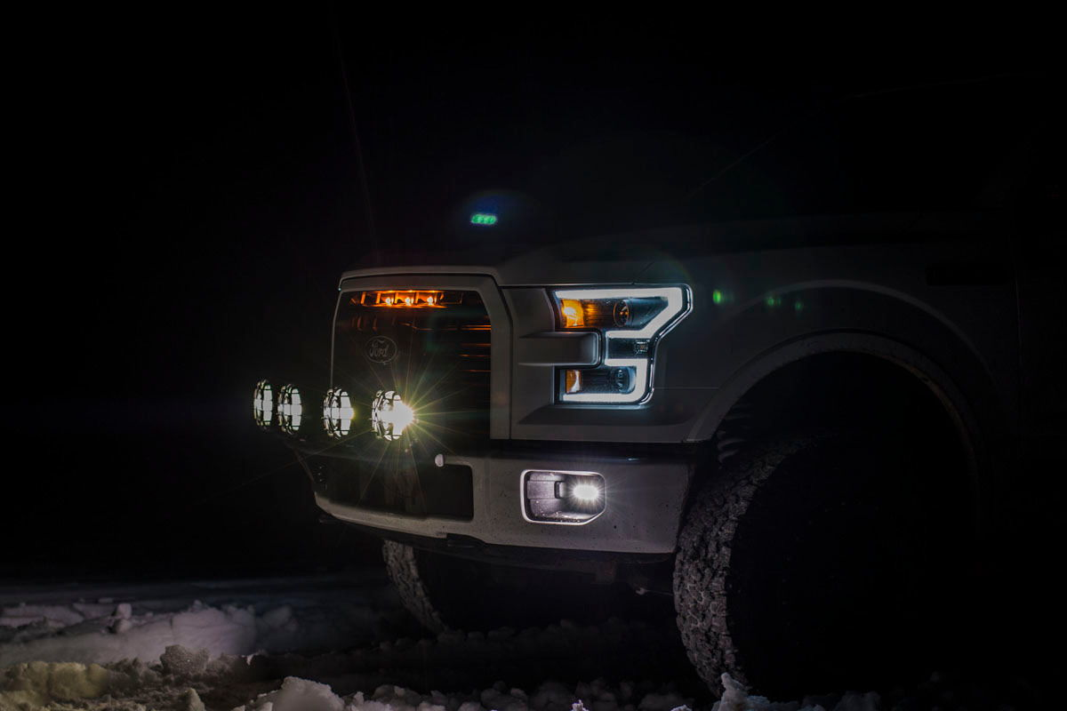 2015 Anzo Headlights Page 331 Ford F150 Forum