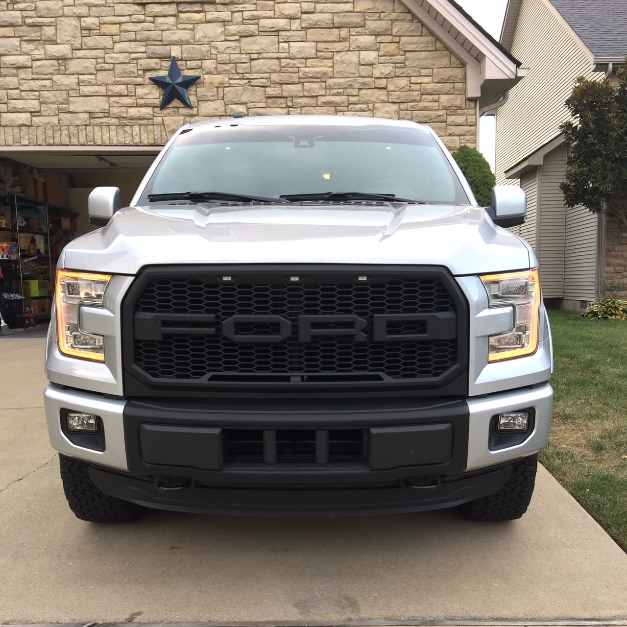 Grill Options Raptor Style Grill Page 124 Ford F150